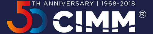 50th anniversary of CIMM SpA | 1968 - 2018